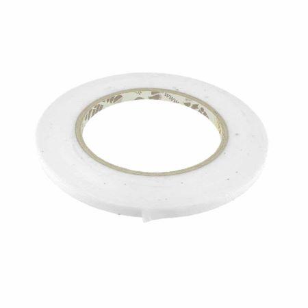 Ruban adhésif indéchirable blanc - Largeur 6 mm