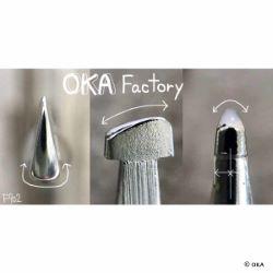 Matoir sur manche OKA - Figure Carving - F902