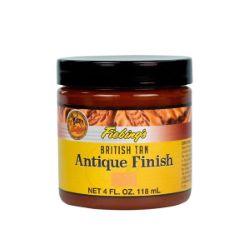 Patine pour le cuir - OCRE ANGLAIS / BRITISH TAN - Antique finish Fiebing's