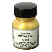 Peinture cuir acrylique - Angelus - Métallique - 29,5 ml