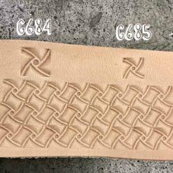 Matoir sur manche OKA - Geometric - G684