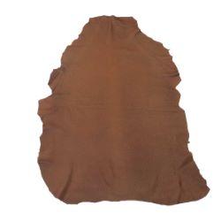 Peau de cuir d'agneau foulonné grainé - FAUVE G31