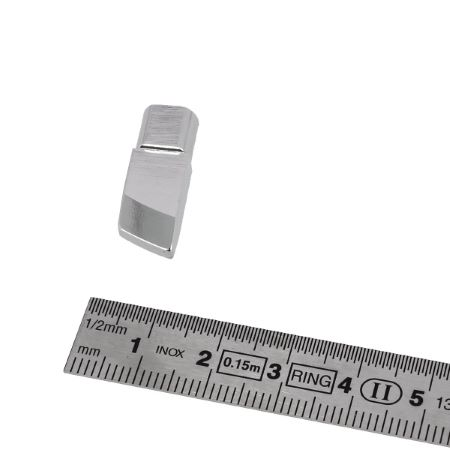 Filet simple réduit - 2,5 mm pour fer à fileter