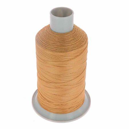 Bobine de fil polyester N°20 - 1500m - BEIGE 5280
