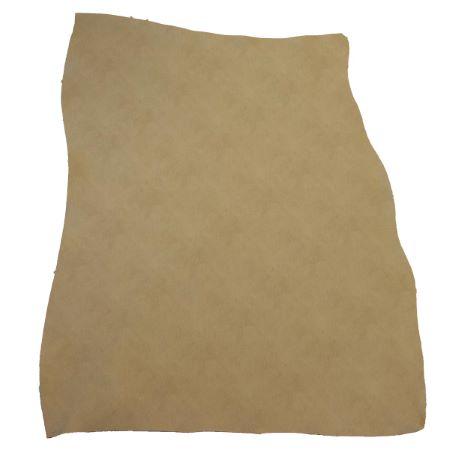 Peau de croûte de cuir enduite grain fin - CHAMOIS E11