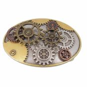 Boucle de ceinturon STEAMPUNK ovale - 44  mm