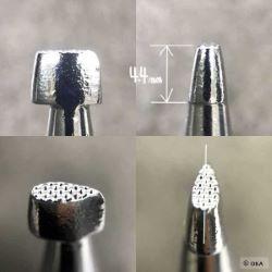 Matoir sur manche OKA - Background grain moyen 2,3mm - A104