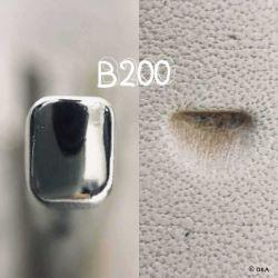Matoir sur manche OKA - Beveler lisse 5mm - B200