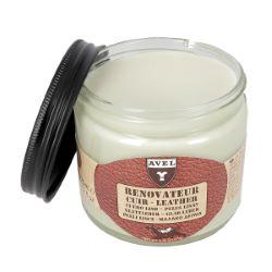 Baume rénovateur crème pour cuir lisse 275 ml, incolore AVEL