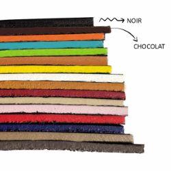 Finition de tranche CHOCOLAT - Deco Cuir - 60 ml