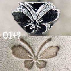 Matoir sur manche OKA - Papillon - O149