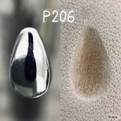 Matoir sur manche OKA - Pear Shader lisse 6mm - P206