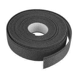 Sangle élastique GRIS FONCÉ - Largeur 19 mm - 3 mètres