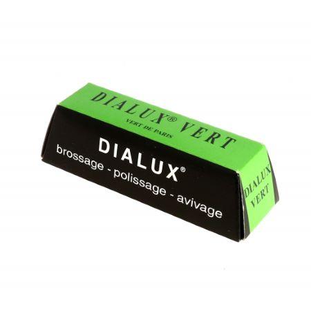 Pâte à polir DIALUX vert - GRAIN EXTRA FIN