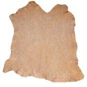 Peau de cuir de chèvre crispé - ROSE OR D77