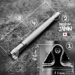 Matoir sur manche OKA - Tampon - O151