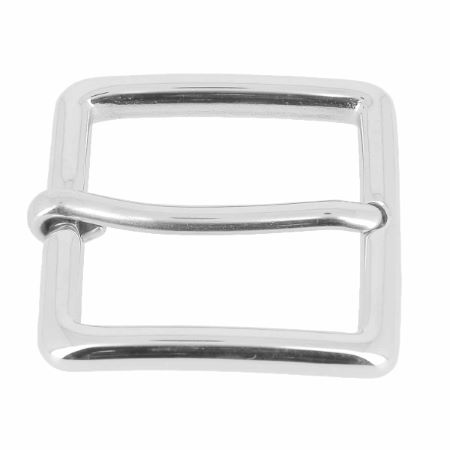 Boucle de ceinture LUA - INOX - 30mm