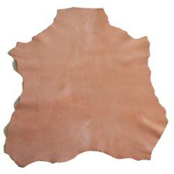 Peau de cuir de chèvre velours - PÊCHE D41
