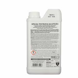 Nettoyant spécial textiles et alcantara AVEL- Bidon de 500 ml