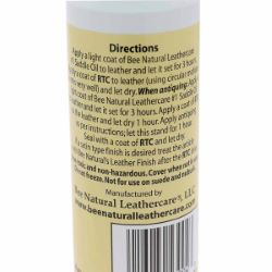 RTC - Bouche pores cuir - Bee Natural Leather Care