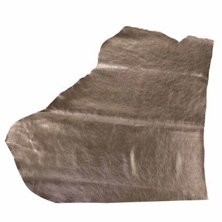Peau de cuir de vachette nappa - BRONZE B94