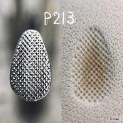 Matoir sur manche OKA - Pear Shader quadrillé 6mm - P213