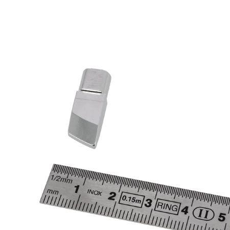 Filet simple réduit - 2 mm pour fer à fileter