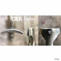 Matoir sur manche OKA - Veiner 15,5mm - V708