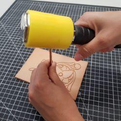 Maillet en polymère - spécial repoussage et modelage du cuir