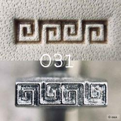 Matoir sur manche OKA - Labyrinthe - O31