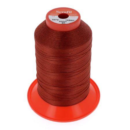 Bobine de fil polyester SERAFIL N°30 - 900m