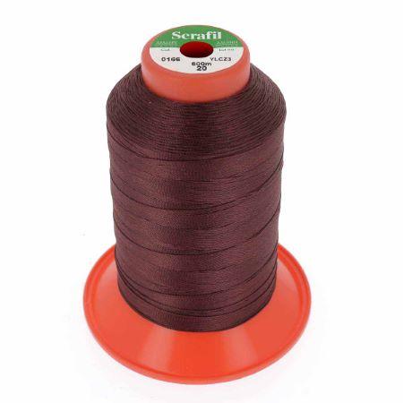 Bobine de fil polyester SERAFIL N°20 - 600m