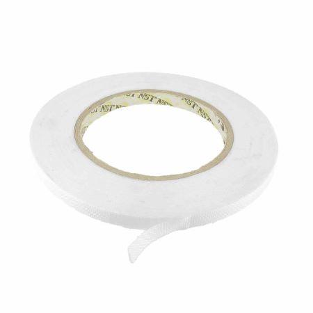 Ruban adhésif indéchirable blanc - Largeur 8 mm