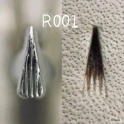 Matoir sur manche OKA - Animal hair - R001