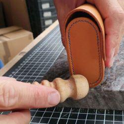 Lissette brunissoir en bois polyvalente - ECONOMIQUE