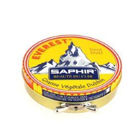Graisse végétale Dubbin pour cuir - Everest SAPHIR - 100 ml