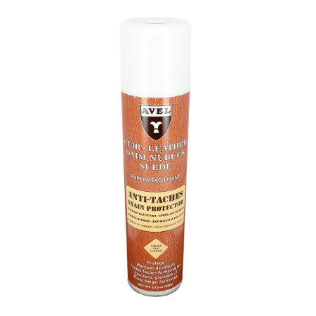 Anti tache cuir aerosol 400 ml AVEL