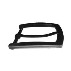 Boucle de ceinture TUT - NOIR MAT - 35 mm