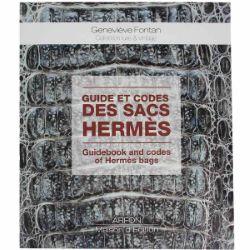"""Livre """"Guide et codes des sacs Hermès """" - Geneviève FONTAN"""