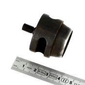 Embout emporte-pièce rond pour presse d'établi - diamètre 23 mm