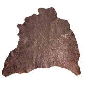 Peau de cuir de chèvre crispé - MARRON CORTEN D76