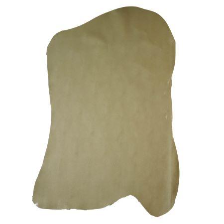 Peau de croûte de cuir verni - DORÉ E10