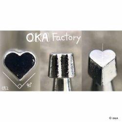 Matoir sur manche OKA - Coeur - O52