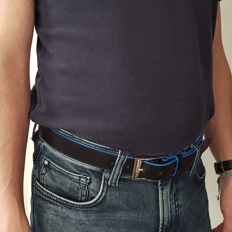 tutoriel ceinture en cuir 2