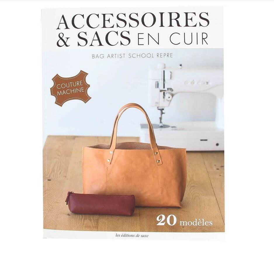 livre couture cuir