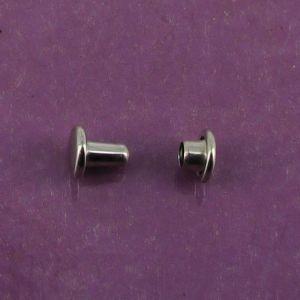 rivets cuir