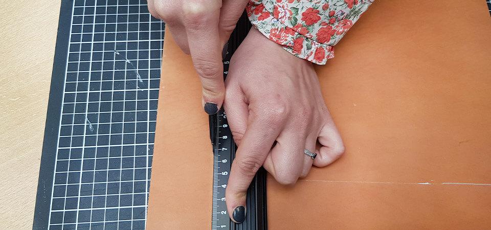 couper cuir sacoche petanque