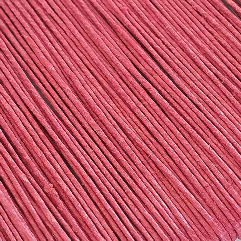 fil cardé couture cuir