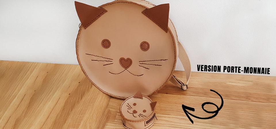 matériel sac chat