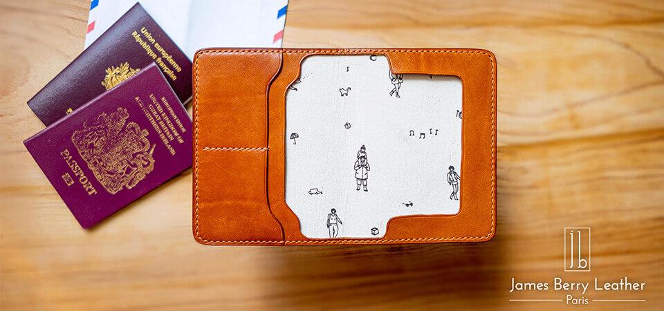 tuto porte-passeport